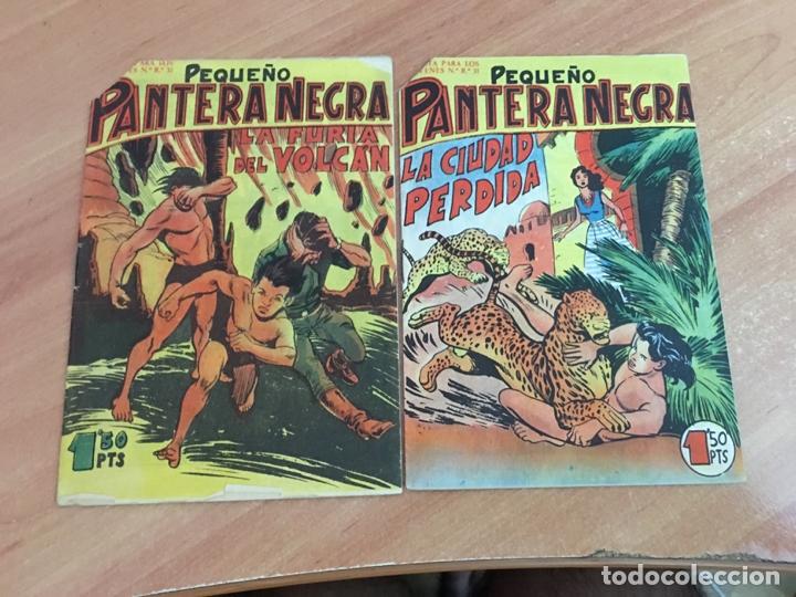 Tebeos: PEQUEÑO PANTERA NEGRA LOTE 15 EJEMPLARES (ORIGINAL MAGA) (COIB26) - Foto 6 - 173923865