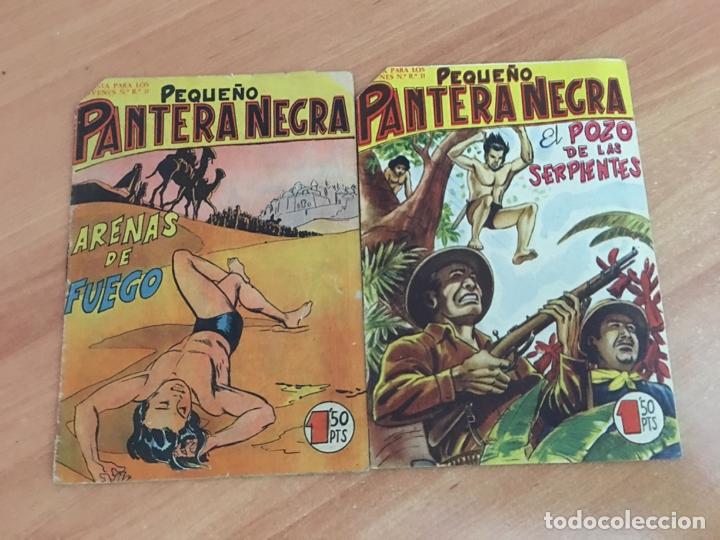 Tebeos: PEQUEÑO PANTERA NEGRA LOTE 15 EJEMPLARES (ORIGINAL MAGA) (COIB26) - Foto 7 - 173923865