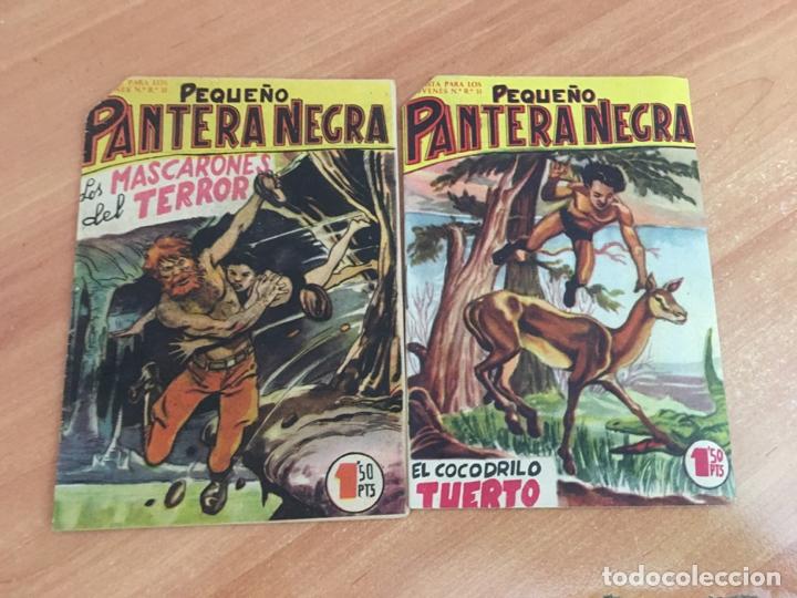 Tebeos: PEQUEÑO PANTERA NEGRA LOTE 15 EJEMPLARES (ORIGINAL MAGA) (COIB26) - Foto 8 - 173923865