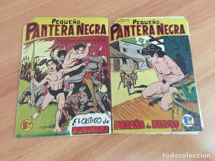 Tebeos: PEQUEÑO PANTERA NEGRA LOTE 15 EJEMPLARES (ORIGINAL MAGA) (COIB26) - Foto 9 - 173923865