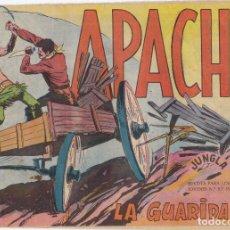Tebeos: APACHE Nº 22 LA GUARDIA EL DE LA FOTO VER FOTO ADICIONAL CONTRAPORTADA. Lote 174081785