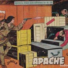 Tebeos: APACHE 2ª PARTE Nº14 UN BUEN AMIGO LA FOTO VER FOTO ADICIONAL CONTRAPORTADA. Lote 174083322