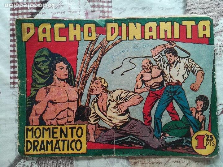 PACHO DINAMITA Nº 4,ANTIGUO (Tebeos y Comics - Maga - Pacho Dinamita)
