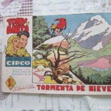 Tebeos: TONY Y ANITA Nº 14. Lote 174591023