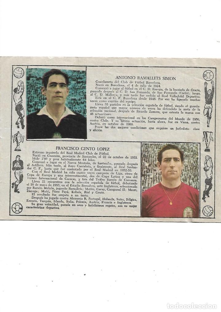 Tebeos: Oliman As del Deporte Colección Completa son 105 tebeos + Almanaque de cromos de la seleción de 1964 - Foto 3 - 175199449