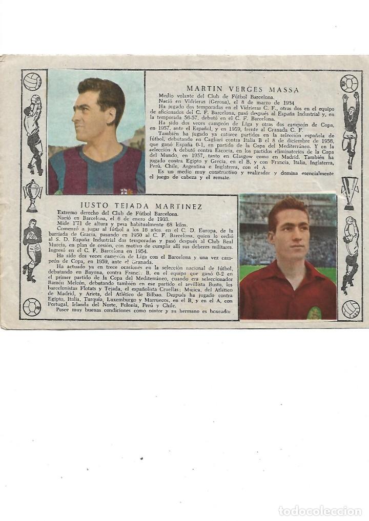 Tebeos: Oliman As del Deporte Colección Completa son 105 tebeos + Almanaque de cromos de la seleción de 1964 - Foto 4 - 175199449