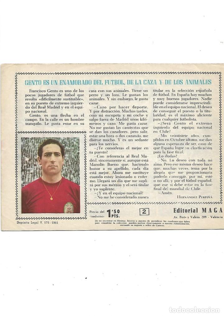 Tebeos: Oliman As del Deporte Colección Completa son 105 tebeos + Almanaque de cromos de la seleción de 1964 - Foto 8 - 175199449