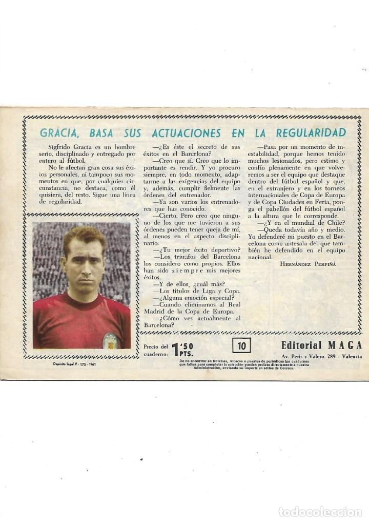 Tebeos: Oliman As del Deporte Colección Completa son 105 tebeos + Almanaque de cromos de la seleción de 1964 - Foto 24 - 175199449