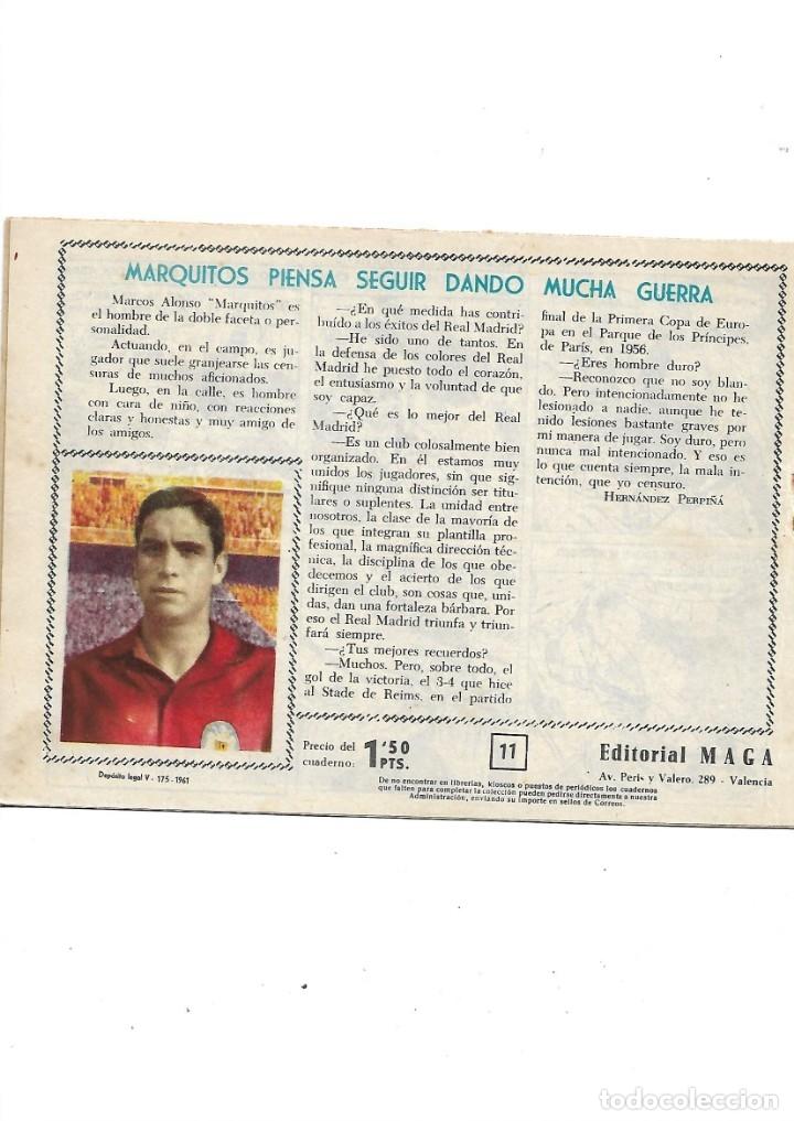 Tebeos: Oliman As del Deporte Colección Completa son 105 tebeos + Almanaque de cromos de la seleción de 1964 - Foto 26 - 175199449