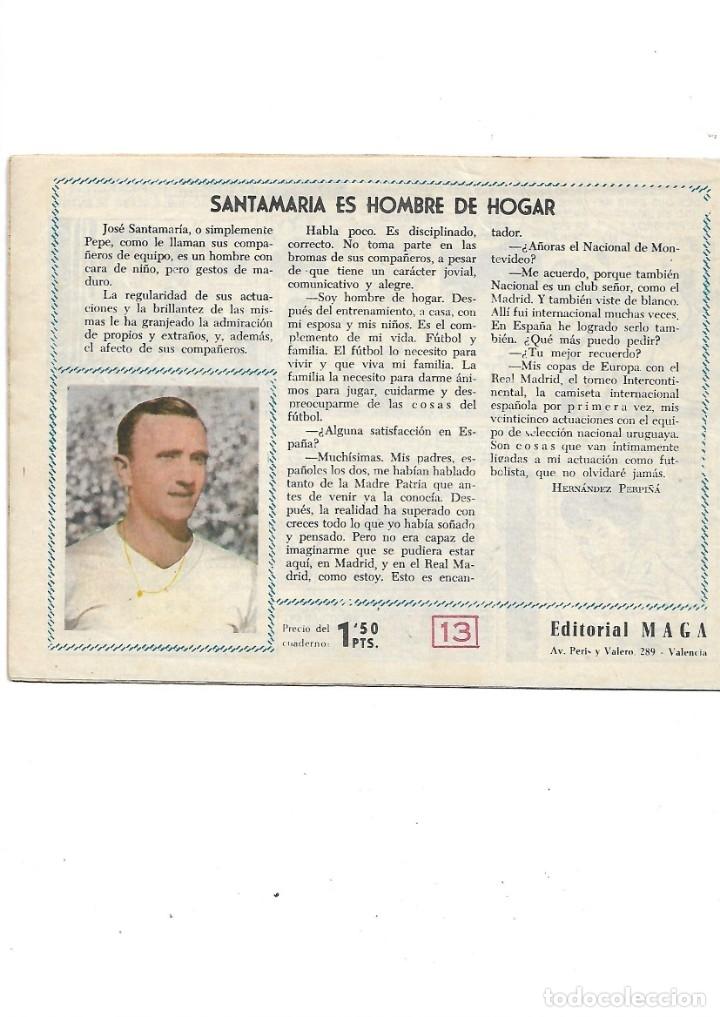 Tebeos: Oliman As del Deporte Colección Completa son 105 tebeos + Almanaque de cromos de la seleción de 1964 - Foto 30 - 175199449