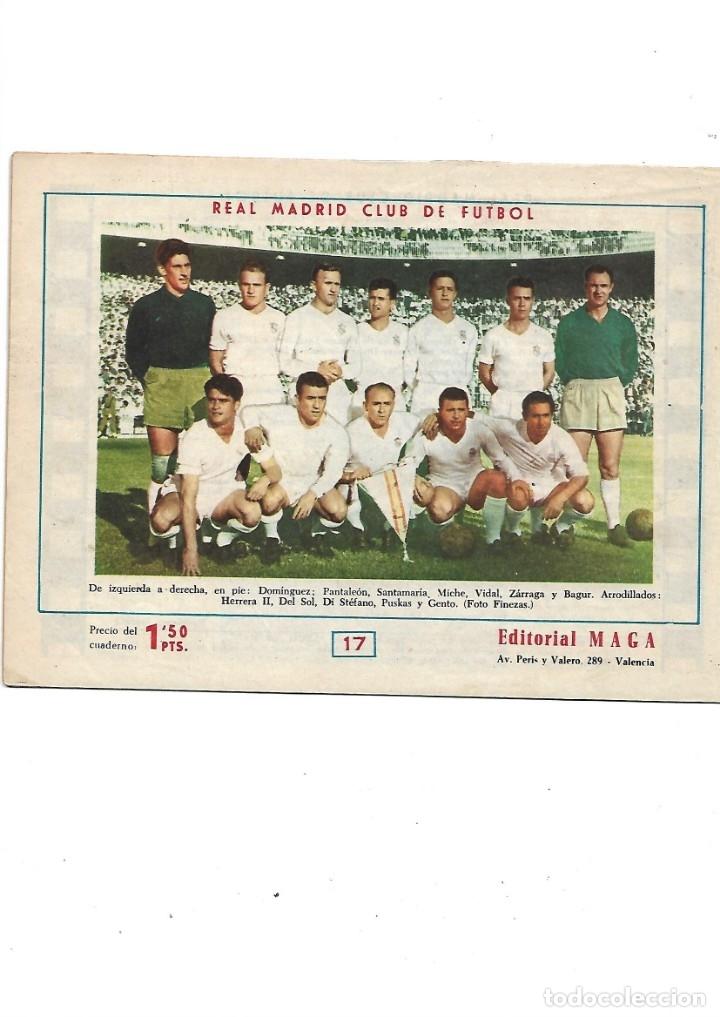 Tebeos: Oliman As del Deporte Colección Completa son 105 tebeos + Almanaque de cromos de la seleción de 1964 - Foto 38 - 175199449