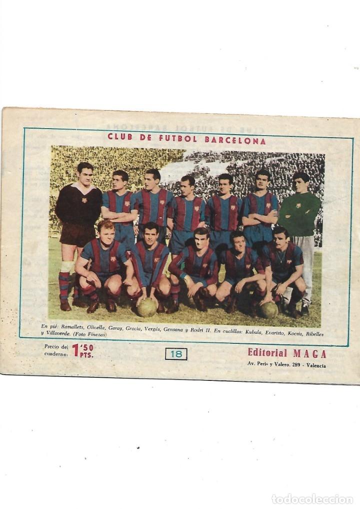 Tebeos: Oliman As del Deporte Colección Completa son 105 tebeos + Almanaque de cromos de la seleción de 1964 - Foto 40 - 175199449