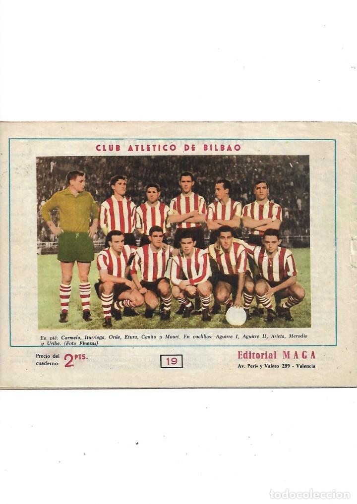 Tebeos: Oliman As del Deporte Colección Completa son 105 tebeos + Almanaque de cromos de la seleción de 1964 - Foto 42 - 175199449