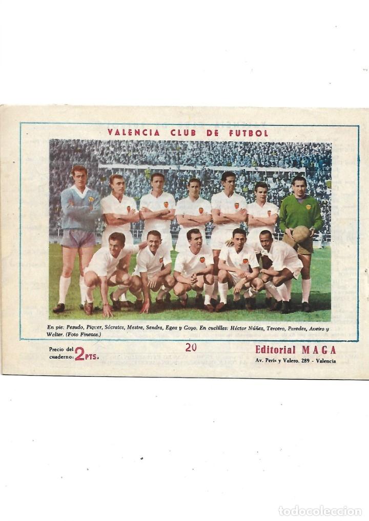 Tebeos: Oliman As del Deporte Colección Completa son 105 tebeos + Almanaque de cromos de la seleción de 1964 - Foto 44 - 175199449