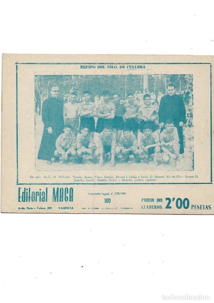 Tebeos: Oliman As del Deporte Colección Completa son 105 tebeos + Almanaque de cromos de la seleción de 1964 - Foto 48 - 175199449