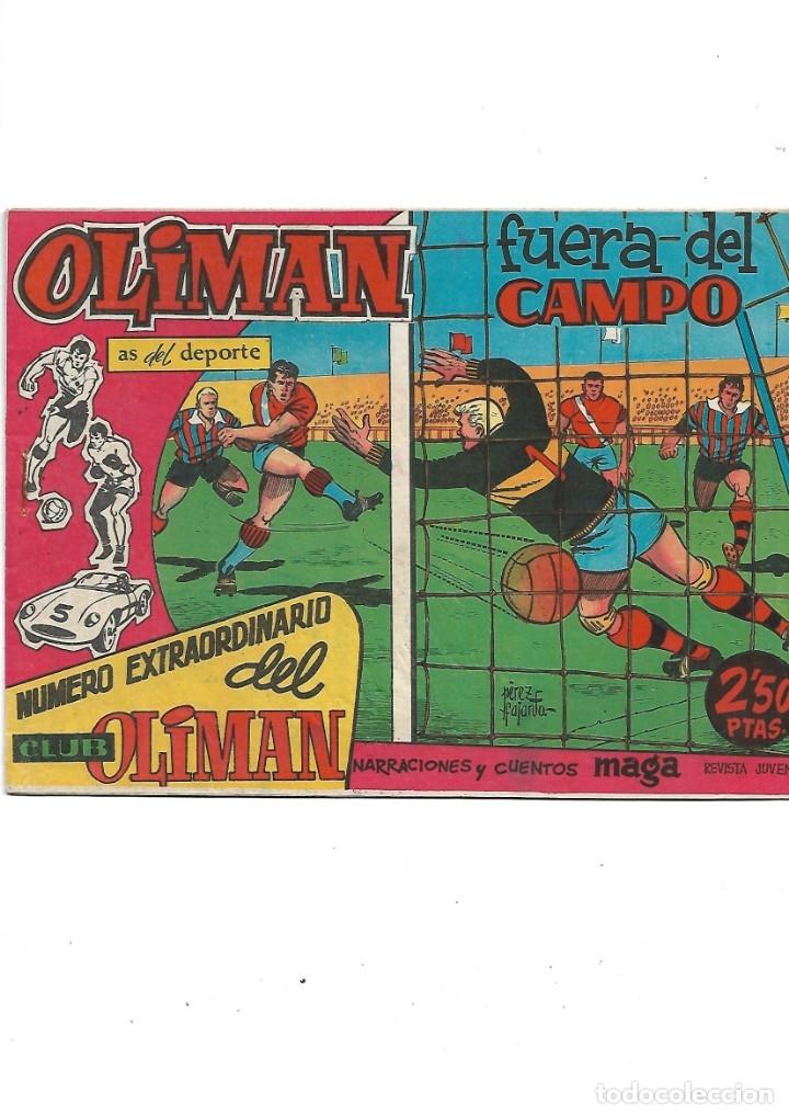 Tebeos: Número Extraordinario del Club Oliman Año 1963 Colección Completa son 24 Tebeos Originales nuevos - Foto 3 - 175218439