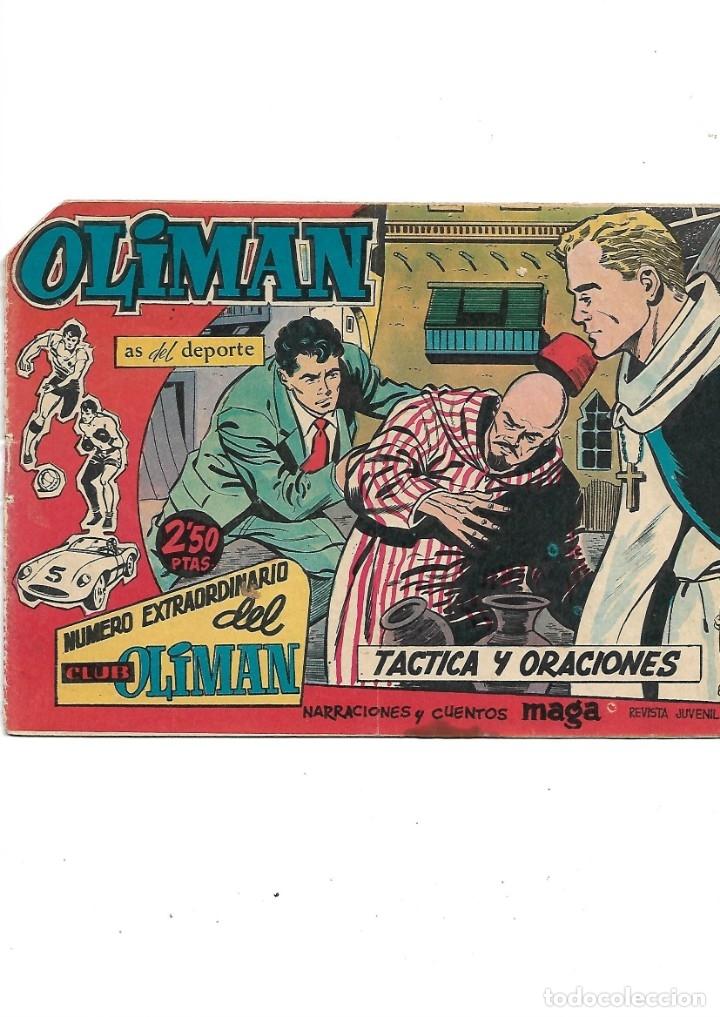 Tebeos: Número Extraordinario del Club Oliman Año 1963 Colección Completa son 24 Tebeos Originales nuevos - Foto 7 - 175218439