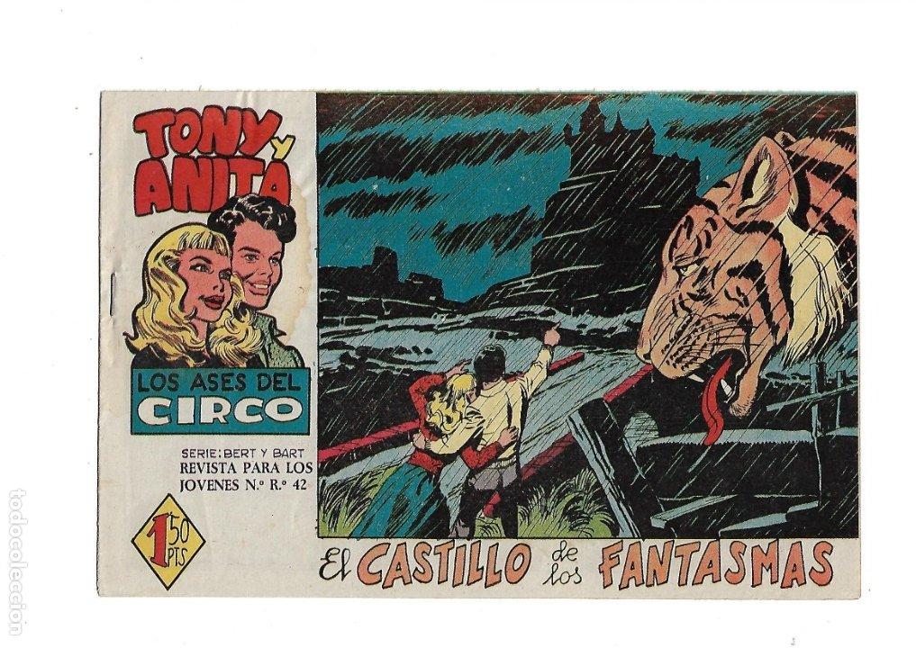Tebeos: Tony y Anita 2ª Epoca Año 1960 Colección Completa son 81 Tebeos Originales Supernuevos - Foto 7 - 175247798