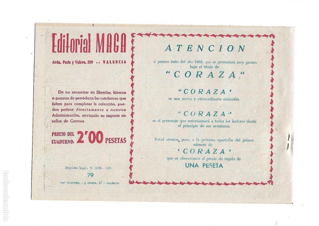 Tebeos: Tony y Anita 2ª Epoca Año 1960 Colección Completa son 81 Tebeos Originales Supernuevos - Foto 10 - 175247798