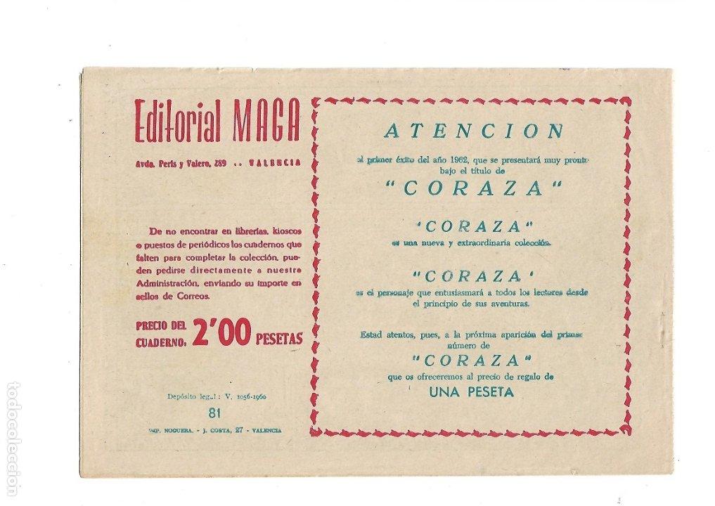Tebeos: Tony y Anita 2ª Epoca Año 1960 Colección Completa son 81 Tebeos Originales Supernuevos - Foto 14 - 175247798