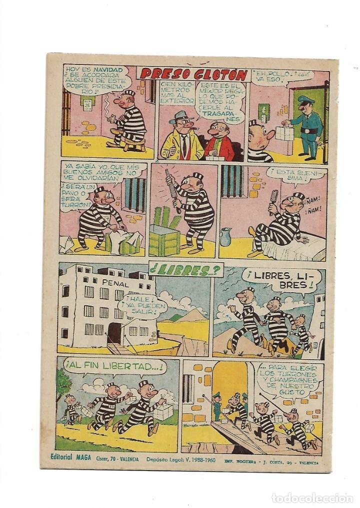Tebeos: Don Z Año 1959 Colección Completa son 90 Tebeos Originales nuevos + Almanaques Unidos 1961. - Foto 2 - 175256648