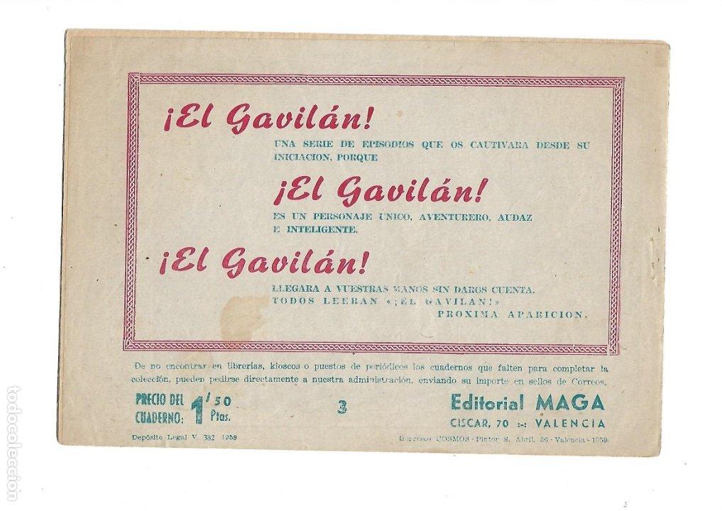 Tebeos: Don Z Año 1959 Colección Completa son 90 Tebeos Originales nuevos + Almanaques Unidos 1961. - Foto 8 - 175256648
