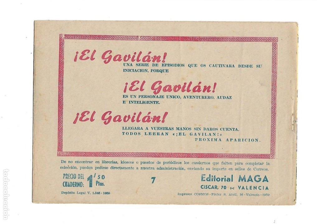 Tebeos: Don Z Año 1959 Colección Completa son 90 Tebeos Originales nuevos + Almanaques Unidos 1961. - Foto 15 - 175256648