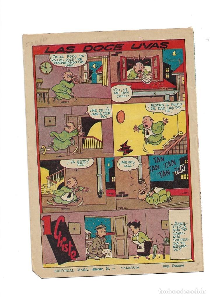 Tebeos: Dan Barry el Terremoto Año 1954 Colección Completa son 76 Tebeos Originales + 3 Almanaques Originale - Foto 4 - 175262120