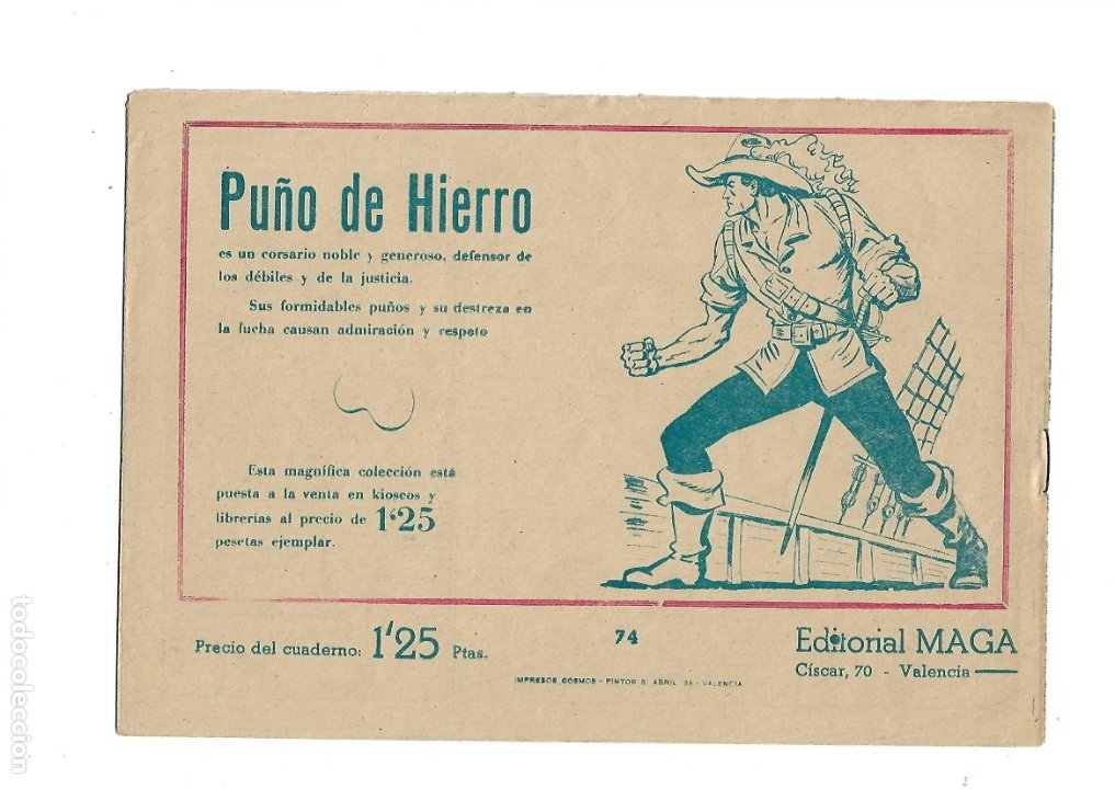 Tebeos: Dan Barry el Terremoto Año 1954 Colección Completa son 76 Tebeos Originales + 3 Almanaques Originale - Foto 18 - 175262120