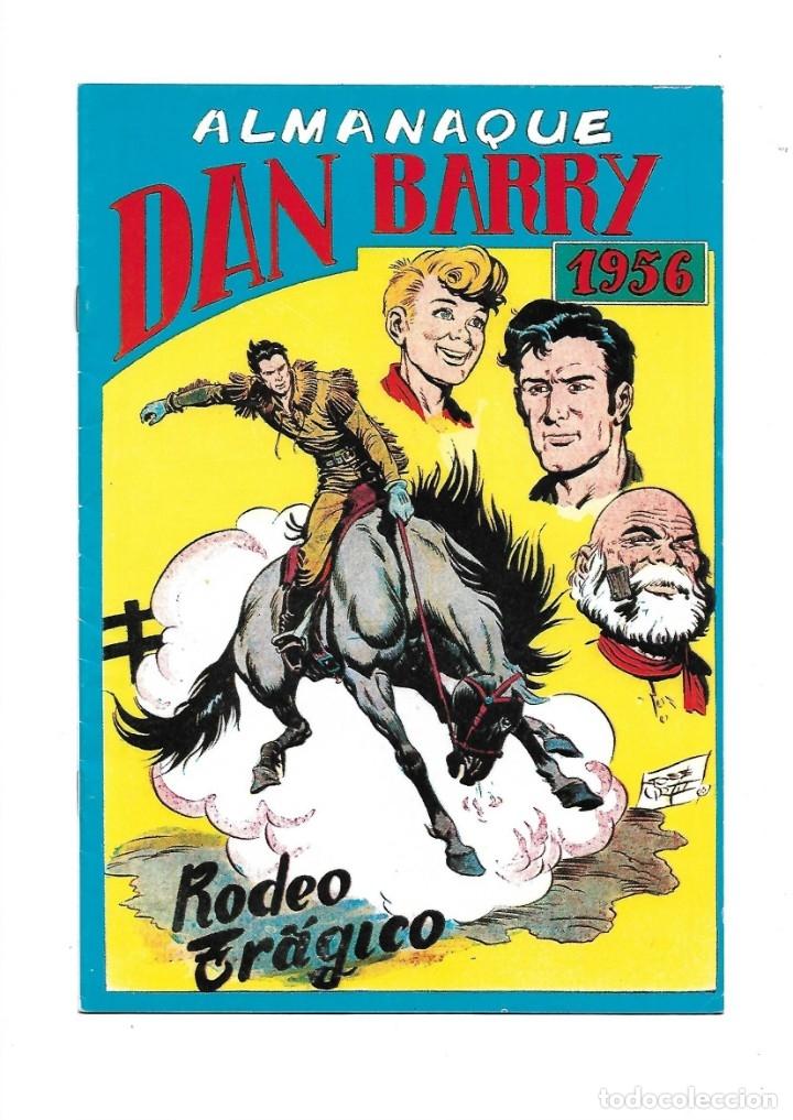 Tebeos: Dan Barry el Terremoto Año 1954 Colección Completa son 76 Tebeos Originales + 3 Almanaques Originale - Foto 23 - 175262120