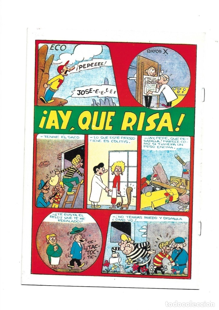 Tebeos: Dan Barry el Terremoto Año 1954 Colección Completa son 76 Tebeos Originales + 3 Almanaques Originale - Foto 24 - 175262120
