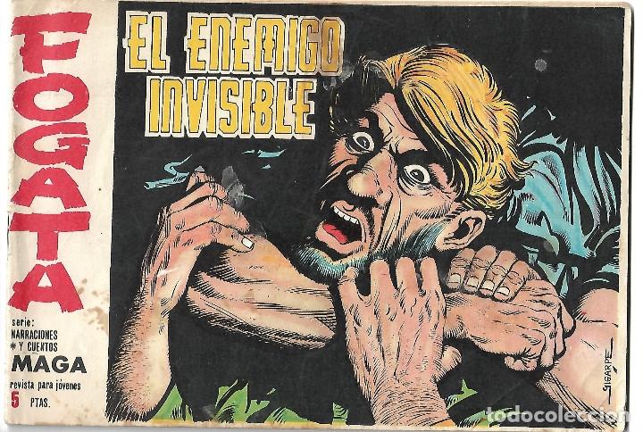 FOGATA NUM 32 - ORIGINAL (Tebeos y Comics - Maga - Otros)