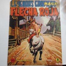 Tebeos: LEYENDAS GRAFICAS FLECHA ROJA. Lote 175302235