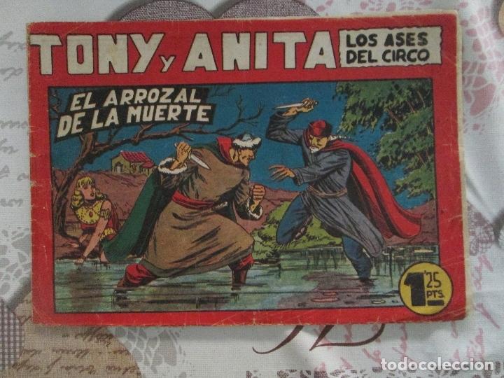 TONY Y ANITA Nº 71 (Tebeos y Comics - Maga - Tony y Anita)