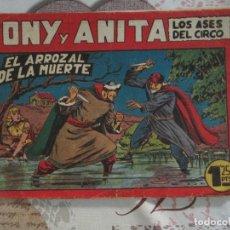 Tebeos: TONY Y ANITA Nº 71. Lote 175431203