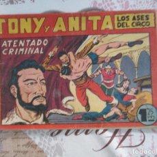 Tebeos: TONY Y ANITA Nº 75. Lote 175434785