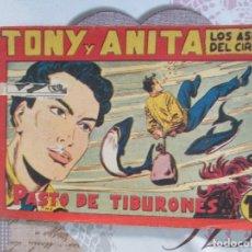 Tebeos: TONY Y ANITA Nº 86. Lote 175436315