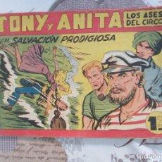 Tebeos: TONY Y ANITA Nº 141. Lote 175438932