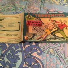 Tebeos: DAN BARRY EL TERREMOTO Nº26 - CONTRA EL TIRANO - EDITORIAL MAGA . Lote 175615435