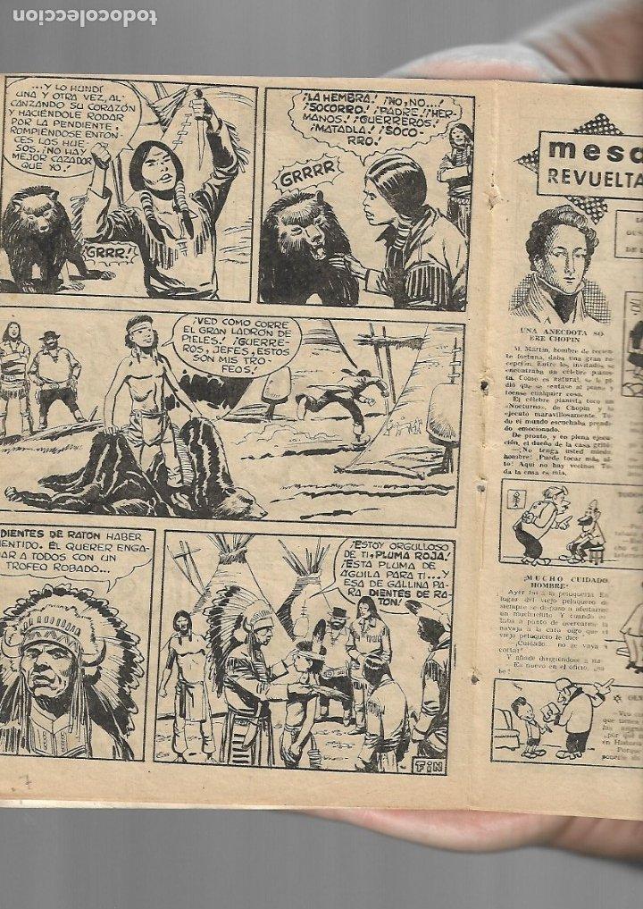 Tebeos: Apache Almanaque para 1960 es Original Dibujos de L. Bermejo Editorial Maga. - Foto 3 - 175880647