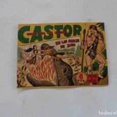 Tebeos: CASTOR Nº 7 MAGA ORIGINAL. Lote 175971853
