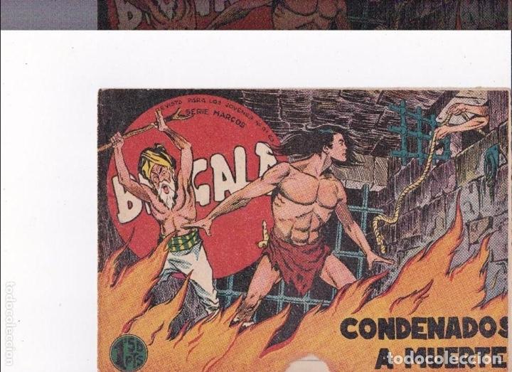 CONDENADOS A MUERTE (Tebeos y Comics - Maga - Bengala)