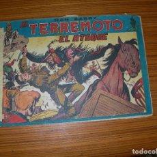 Giornalini: DAN BARRY EL TERREMOTO Nº 21 EDITA MAGA . Lote 176281998