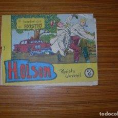 Livros de Banda Desenhada: H OLSON Nº 7 EDITA MAGA . Lote 176283912