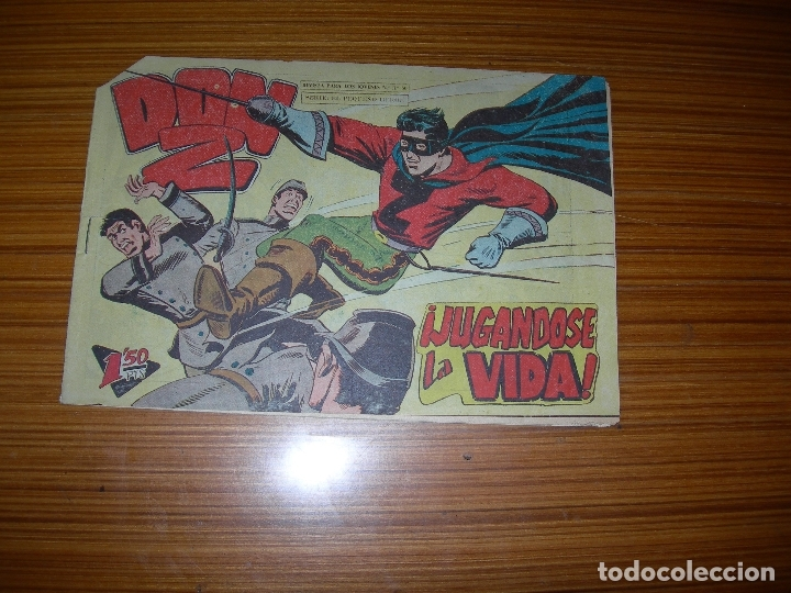 DON Z Nº 54 EDITA MAGA (Tebeos y Comics - Maga - Don Z)