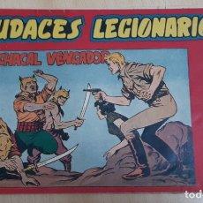 Tebeos: AUDACES LEGIONARIOS - MAGA / NÚMERO 12. Lote 176378480