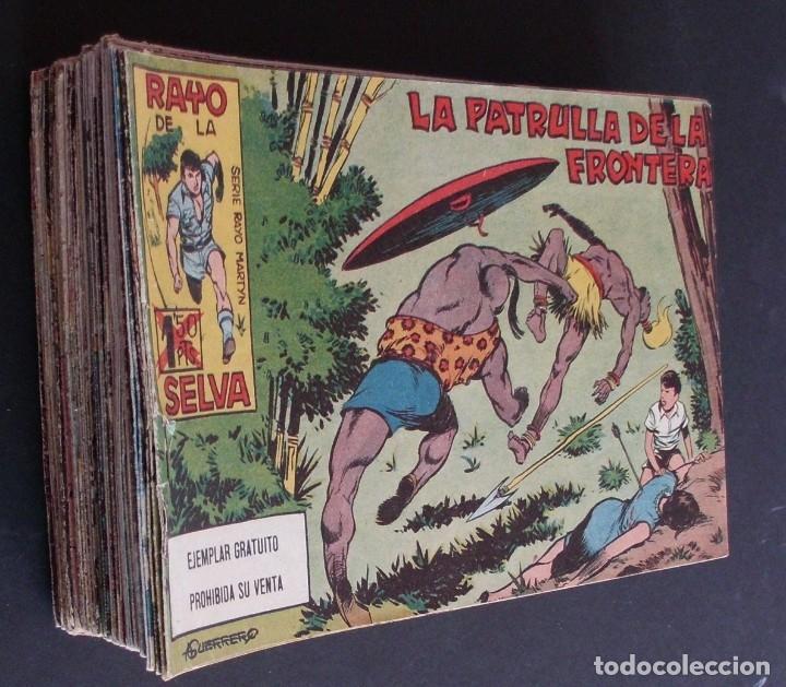 RAYO DE LA SELVA COLECCIÓN COMPLETA MAGA (Tebeos y Comics - Maga - Rayo de la Selva)
