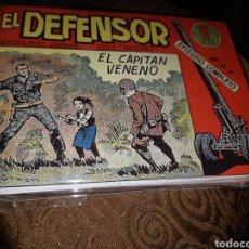 Tebeos: TEBEOS-CÓMICS CANDY - EL DEFENSOR - COMPLETA - MAGA 1962 - AA99. Lote 176457614