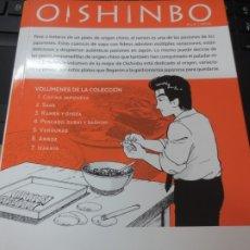 BDs: OISHINBO A LA CARTE RAMEN Y GYOZA VV.AA EDIT NORMA AÑO 2005. Lote 177136243