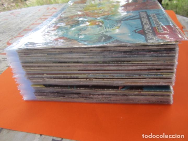 Tebeos: DON Z , 90 ejemplarres , coleccion completa , maga 1959 , original , cada uno en su funda - Foto 5 - 177654960